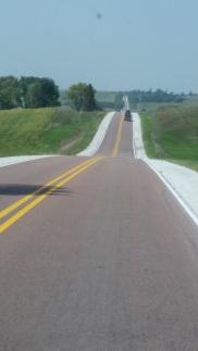 iowa road