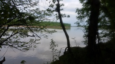 Arkansas River downstream